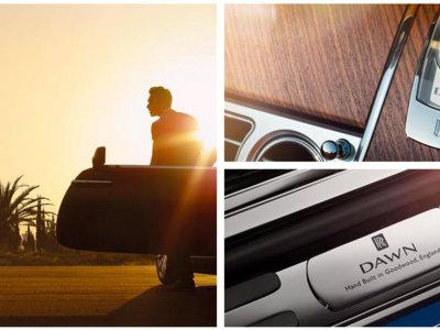 Rolls-Royce Dawn, el martes lo conoceremos