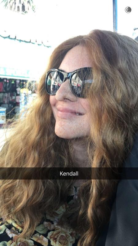 Kendall Disfrazada