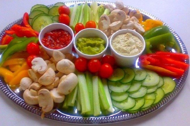 Nada m s nutritivo que ofrecer muchas frutas y verduras for Comedor de frutas para bebe