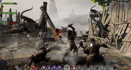 Dragon Age: Inquisition se muestra en PC con grandes resultados