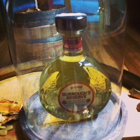 Gin Borroughs Reserve