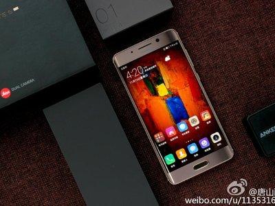 Huawei Mate 9 Pro, Huawei trae la pantalla curva a la serie Mate a un precio razonable