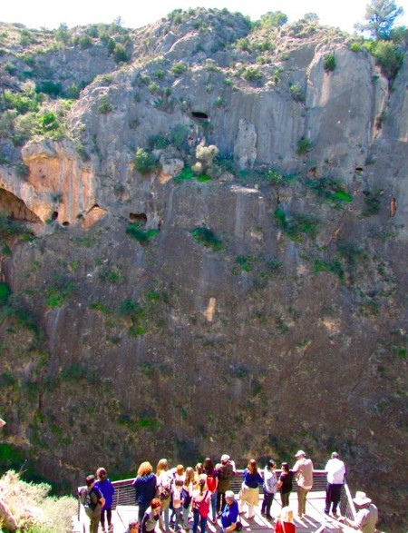 Cueva de la Serreta Cieza Murcia