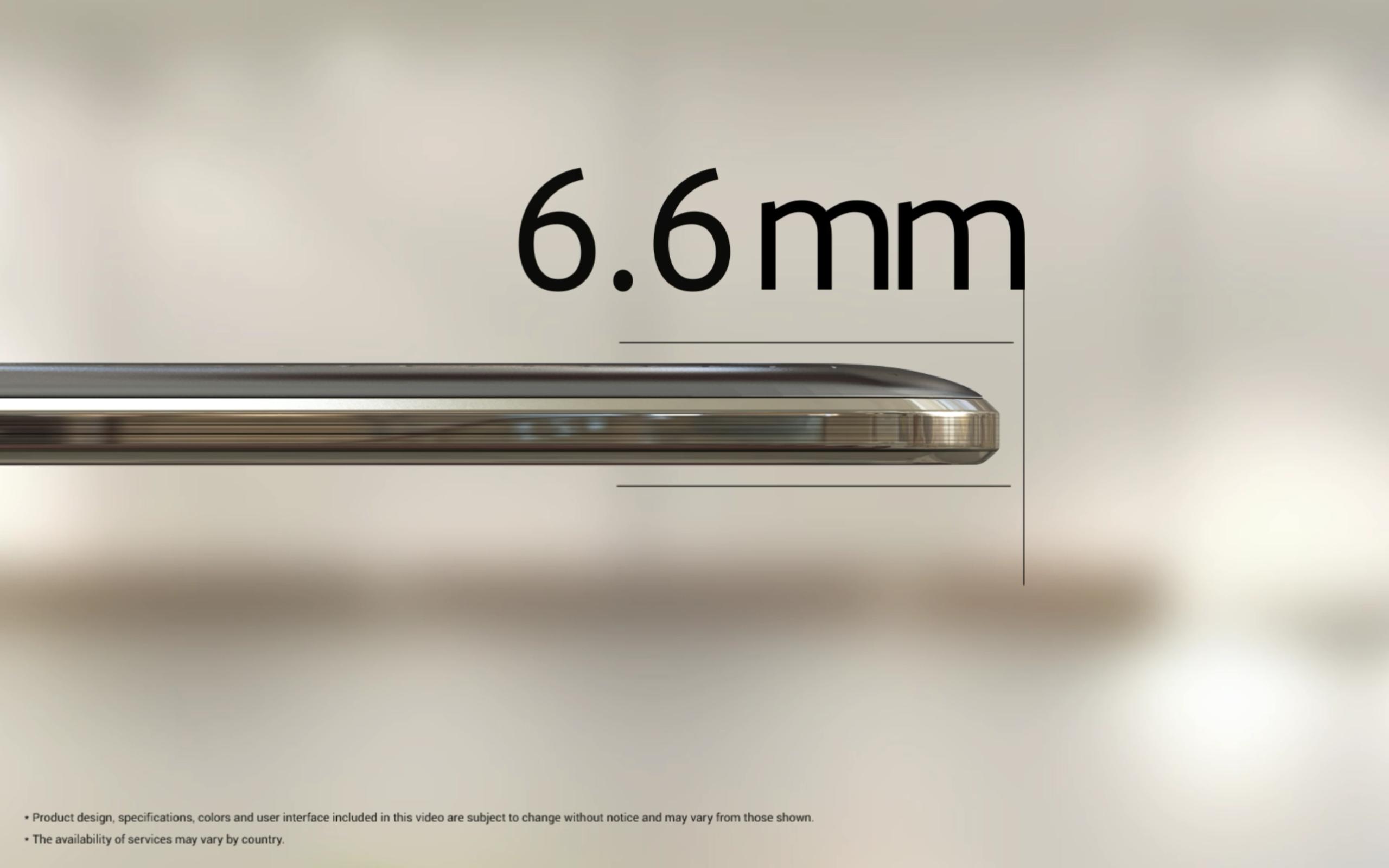 Foto de Samsung Galaxy Tab S (1/14)