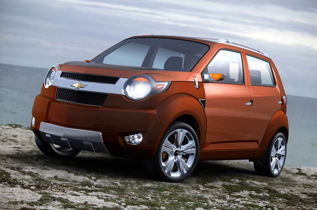 Foto de Chevrolet Trax Concept (11/11)