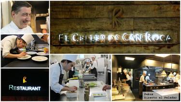 El Celler de Can Roca, mejor restaurante del mundo según los usuarios de TripAdvisor en los Travellers's Choice Restaurantes