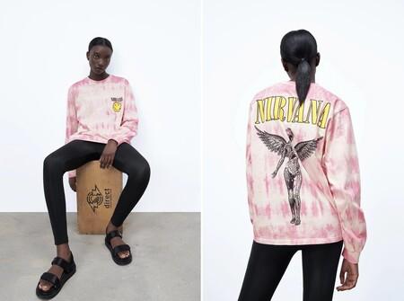 Zara Grupos Moda Camisetas 04