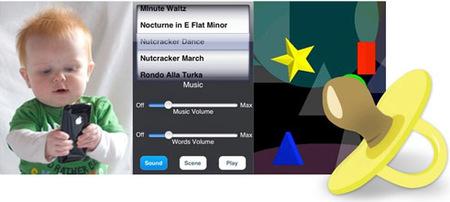 iPhone Pacifier: aplicación para bebés en tu iPhone