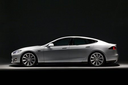 El Tesla Model S llegará a Europa en primavera