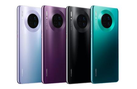 Huawei Mate 30: fuerte apuesta por la fotografía y la potencia sin los servicios ni apps de Google