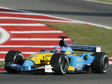 Alonso Espana F1 2003