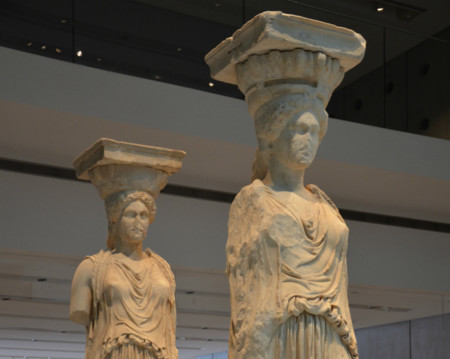 Caryatids From The Erechtheion On The Acropolis Acropolis Museum Athens 13889706087