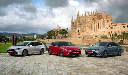 Conducimos el Toyota Corolla 2019