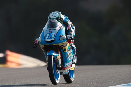 Sergio Garcia Valencia Moto3 2019