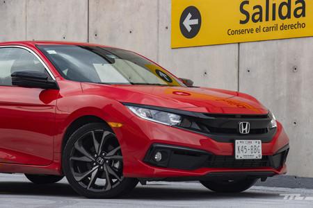 Honda Civic Coupe prueba de manejo, reseña, opiniones México 3