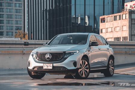 Mercedes Benz Eqc 2021 Prueba De Manejo Opiniones Precio 2