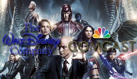 Comcast pone en peligro la venta de Fox a Disney: ¿adiós a los X-Men en el Universo Marvel?