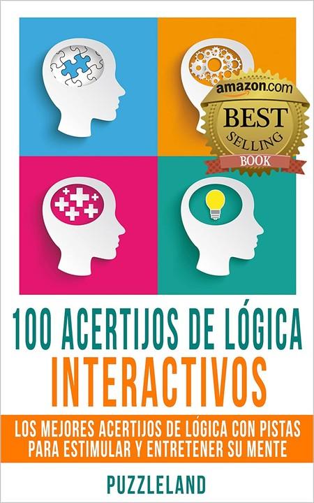 100 acertijos de lógica