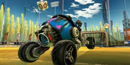 Portal invade Rocket League y en diciembre llega contenido gratuito