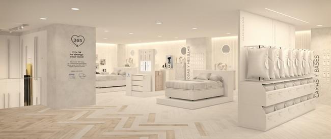Render Ikea Temporary Dormitorios 6