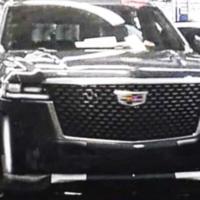 ¡Filtrado! el nuevo Cadillac Escalade se escapa en un par de fotos antes de lo planeado
