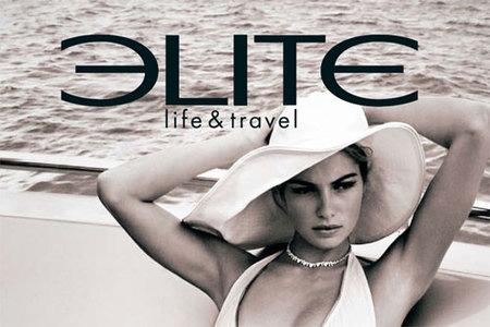 Revista de viajes de super lujo