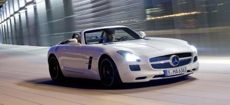 El Mercedes SLS AMG Roadster costará 226.000 euros