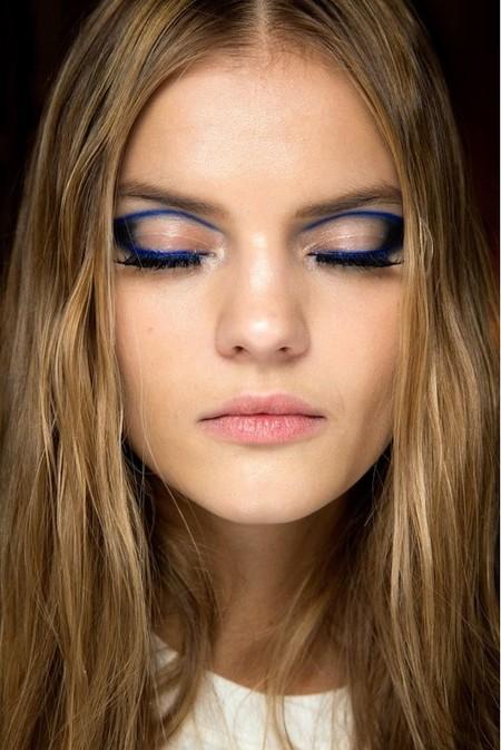 Eyeliner Azul Cobalto 6