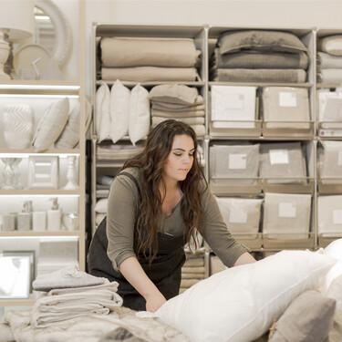 Así es la nueva tienda Zara Home, más ecológica y acogedora, que abre este viernes en A Coruña