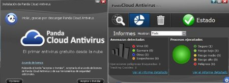 Nueva beta de Panda Cloud 1.9