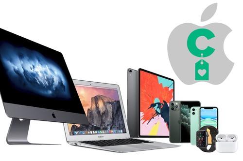 Las mejores ofertas Apple de la semana: chollos en AirPods, grandes rebajas en iPhone y precios bajos para el iPad