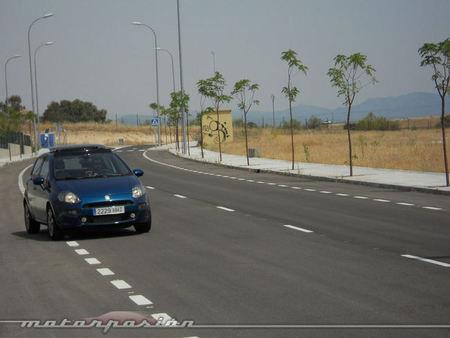 Fiat Punto 1.3 Multijet Dualogic, prueba (conducción y dinámica)