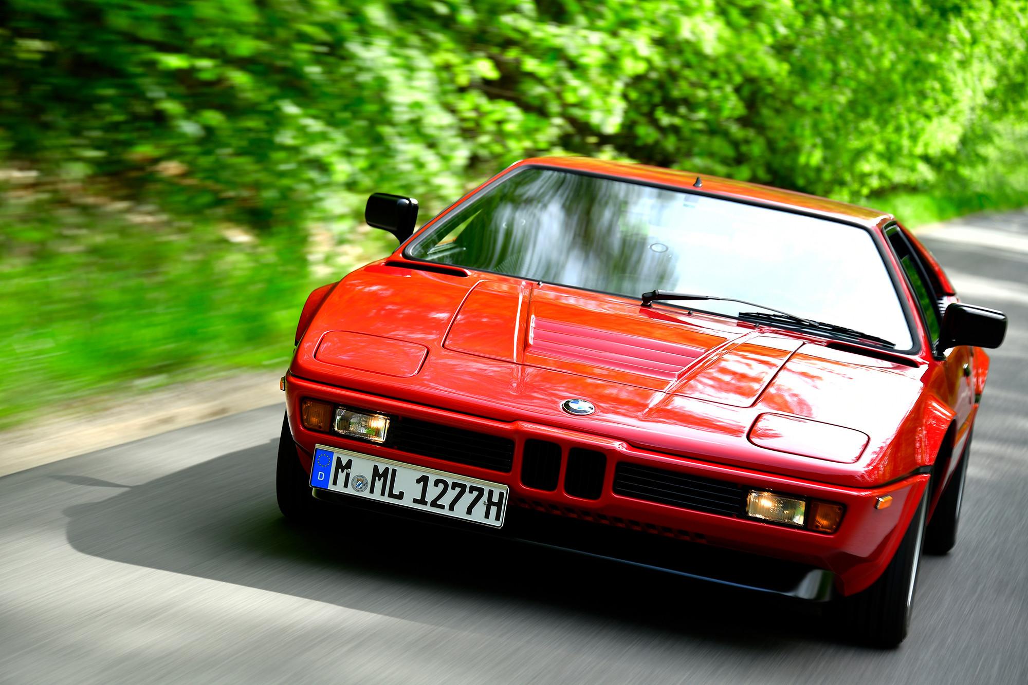 Foto de BMW M1 cumple 40 años (7/9)