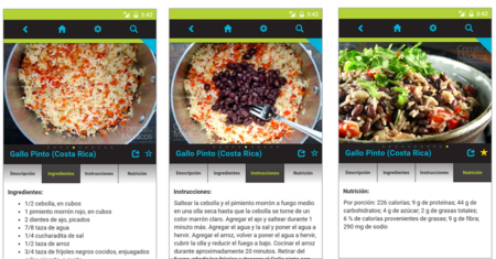 Vegetariano en 21 días: la aplicación que te ofrece variedad de recetas veganas