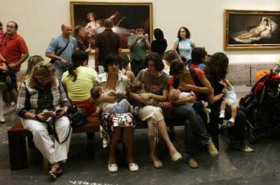 Tetada protesta en el Museo del Prado, las consecuencias de una vergonzosa actuación