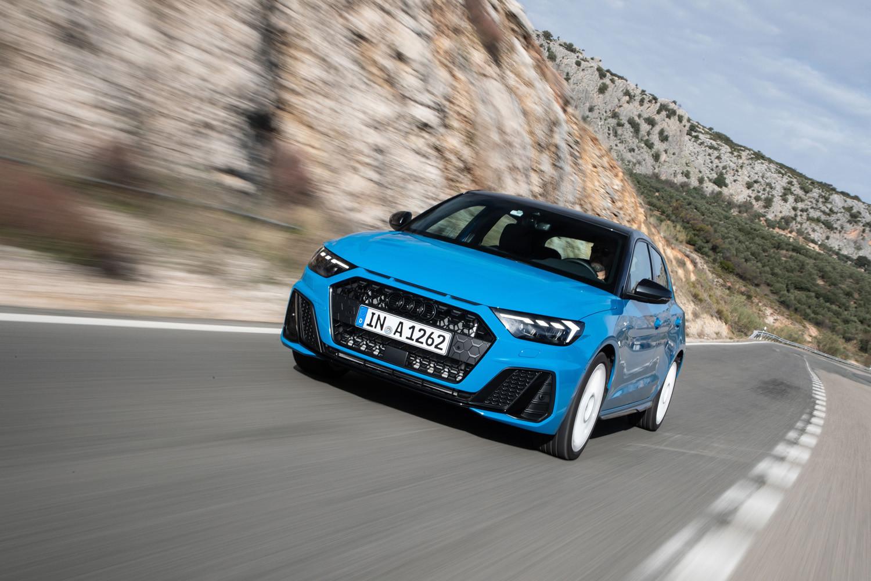 Foto de Audi A1 2018, toma de contacto (137/172)