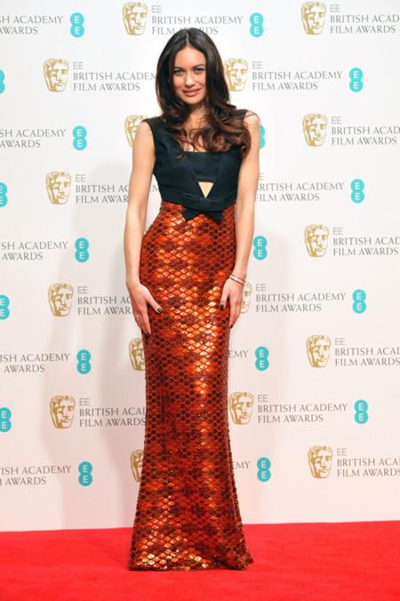 Olga Kurylenko BAFTA 2014