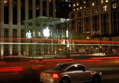 Audi y Apple