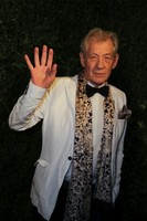 ¡Fan, fan, fan, súper fan de sir Ian McKellen!