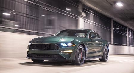 Ford Mustang Bullitt 2018: todo un homenaje al 50 aniversario de la película de Steve McQueen