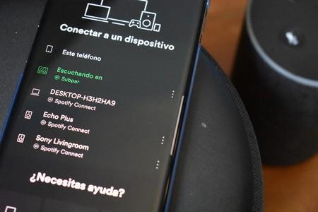 Amazon Echo Sub Analisis Mexico Spotify
