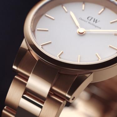 Iconic Link: El nuevo reloj de Daniel Wellington redefine el lujo de la joyería para esta temporada