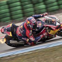 Stefan Bradl vuelve a MotoGP, aunque trabajando en la sombra como piloto probador de Honda