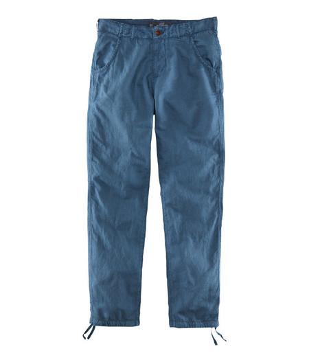 Pantalon lino H&M