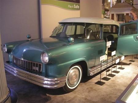 Así iba a ser el coche del futuro: Cornell-Liberty Safety Car