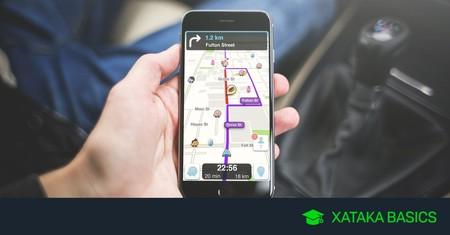 Cómo compartir un trayecto en tiempo real con Waze
