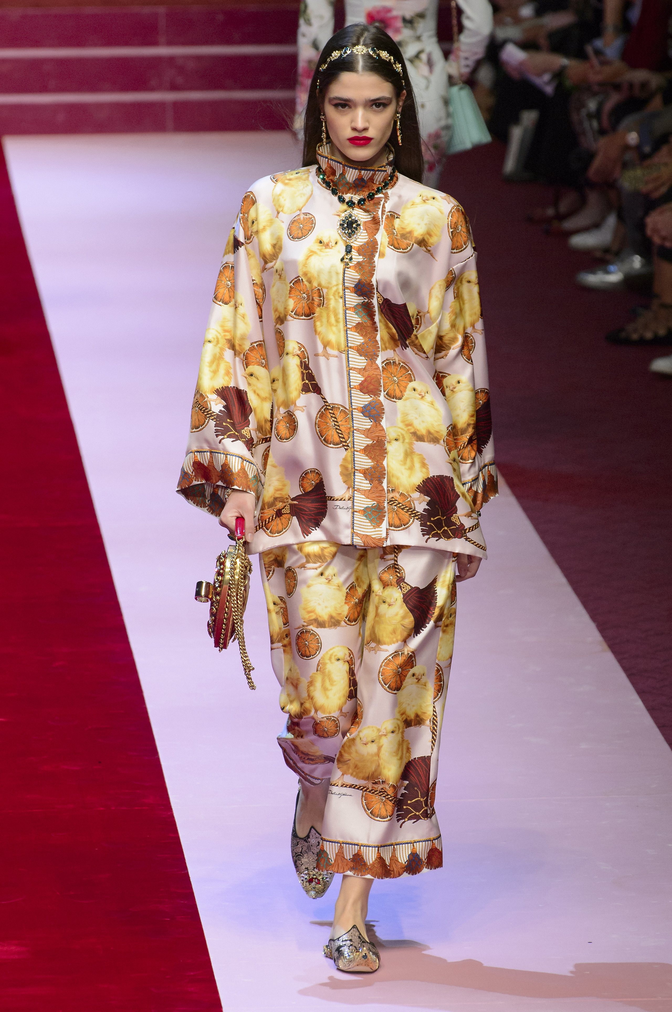 Foto de Dolce&Gabbana Primavera/Verano 2018 (97/106)