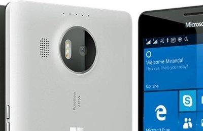 El Lumia 950 XL luce mucho mejor en estas nuevas imágenes filtradas