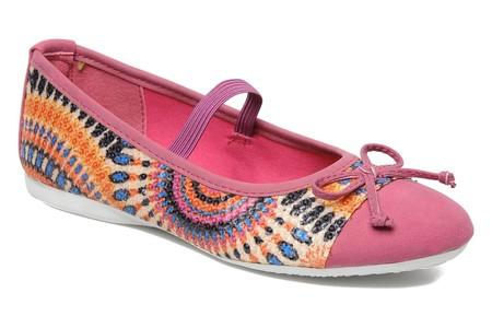 60% de descuento en las bailarinas de I Love Shoes Jinès. Ahora sólo 15,50 euros con envío gratis en Sarenza
