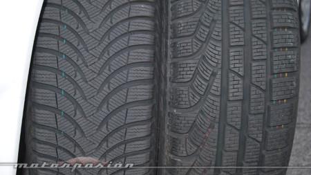 Pirelli Winter Sottozero y Michelin Alpin4